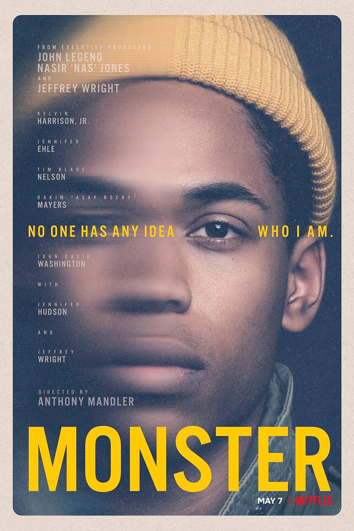 MONSTRO | FILME COM DRAMA RACIAL CHOCANTE NA NETFLIX - ANÁLISE SEM SPOILER