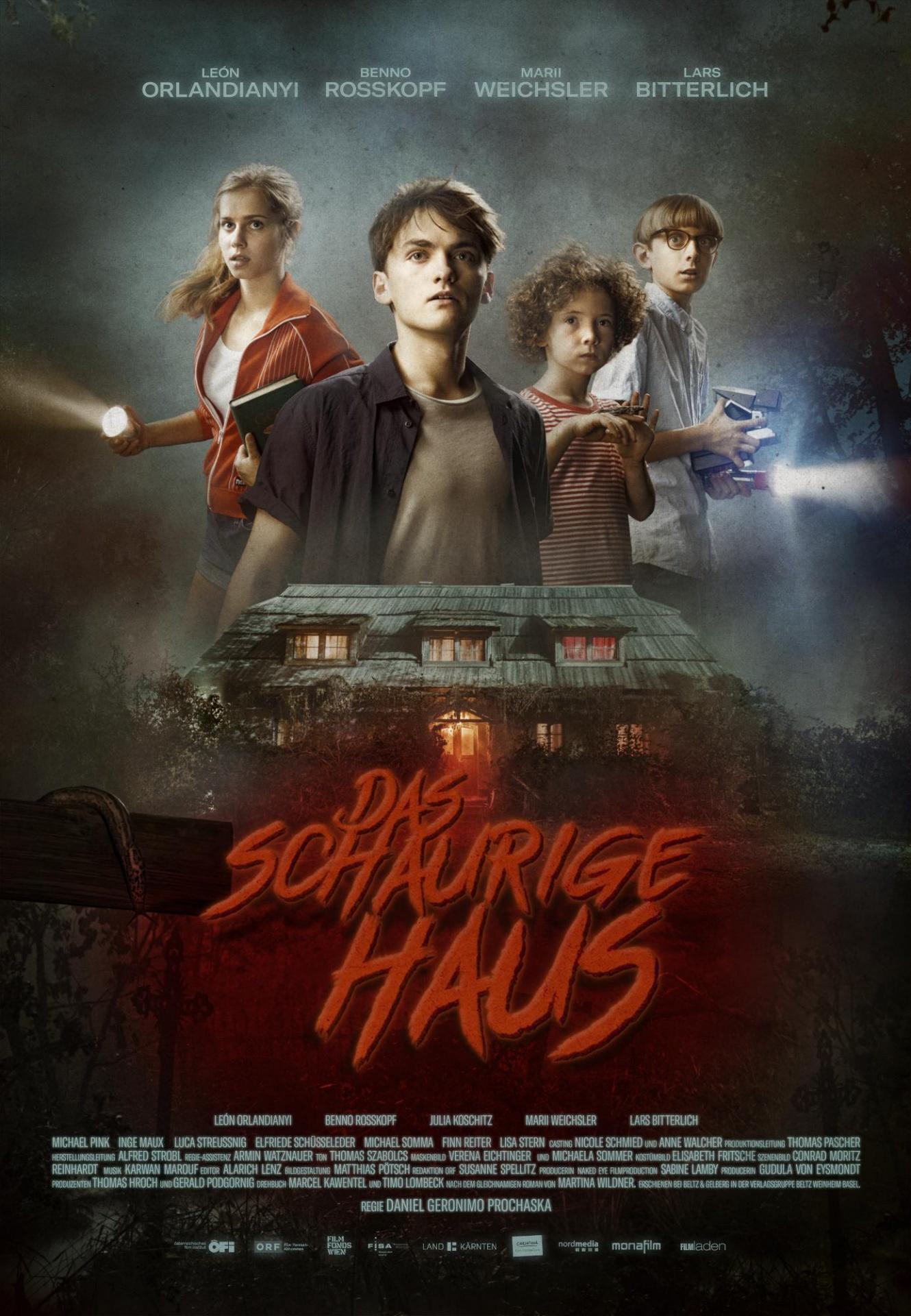 O Mistério da Casa Assombrada   Terror adolescente na Netflix