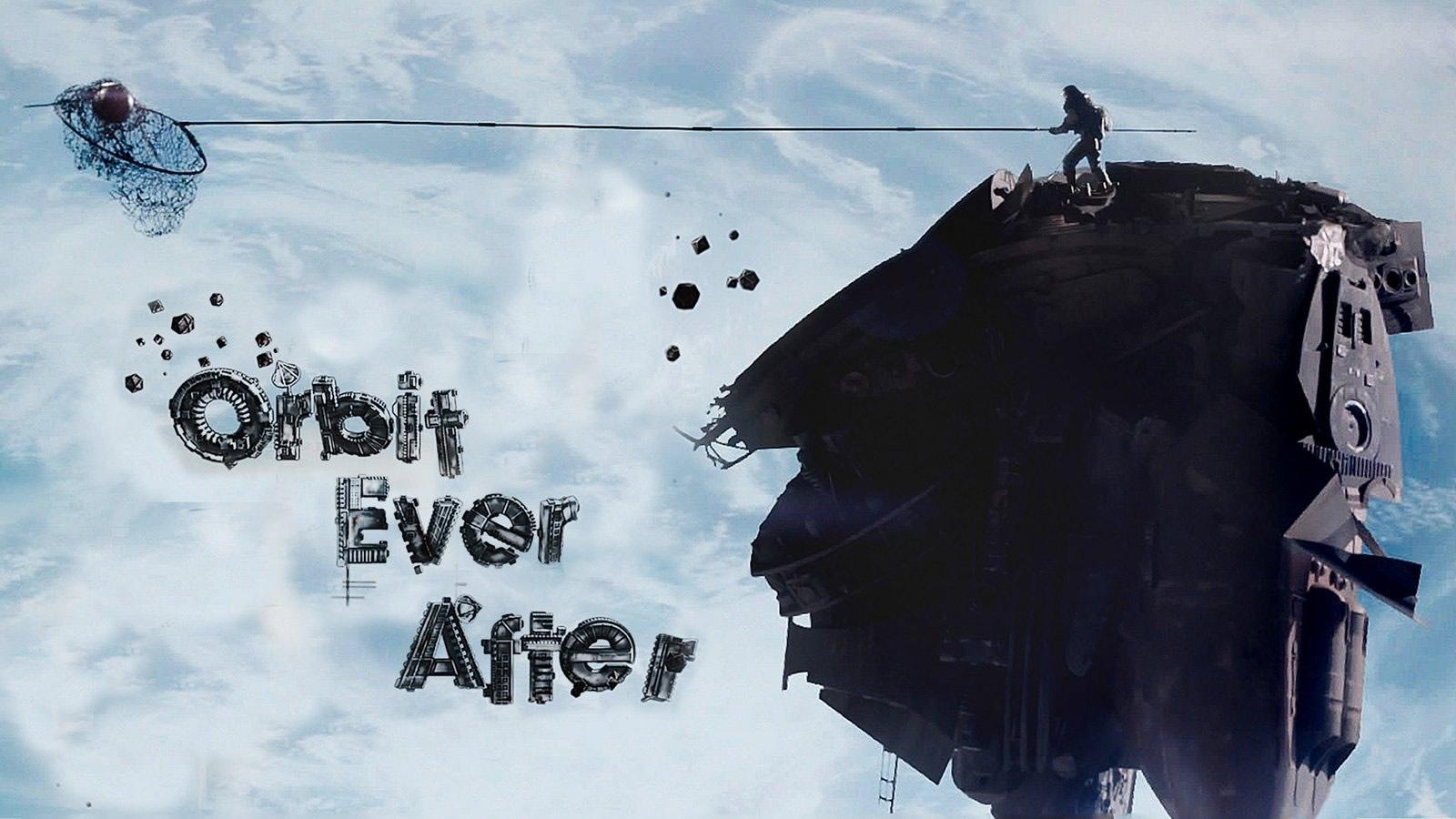 orbit ever after curta metragem ficcao cientifica com thomas brodie sangster poster - Orbit Ever After | Curta-metragem de ficção científica com Thomas Brodie-Sangster e Mackenzie Crook