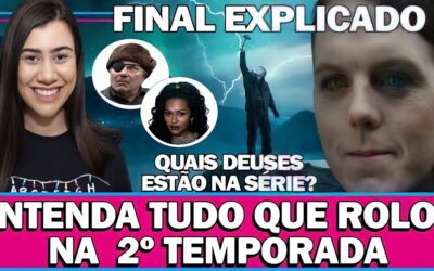 RAGNAROK Segunda Temporada   Netflix   Análise e Final Explicado – Quem são os deuses da série e quem morre?