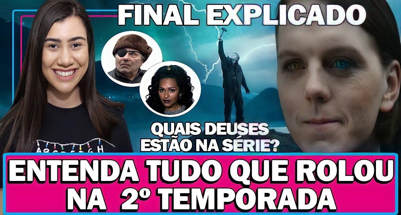 RAGNAROK Segunda Temporada   Netflix   Análise e Final Explicado