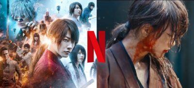 Samurai X: O Final / A Origem Trailer lançamento Netflix