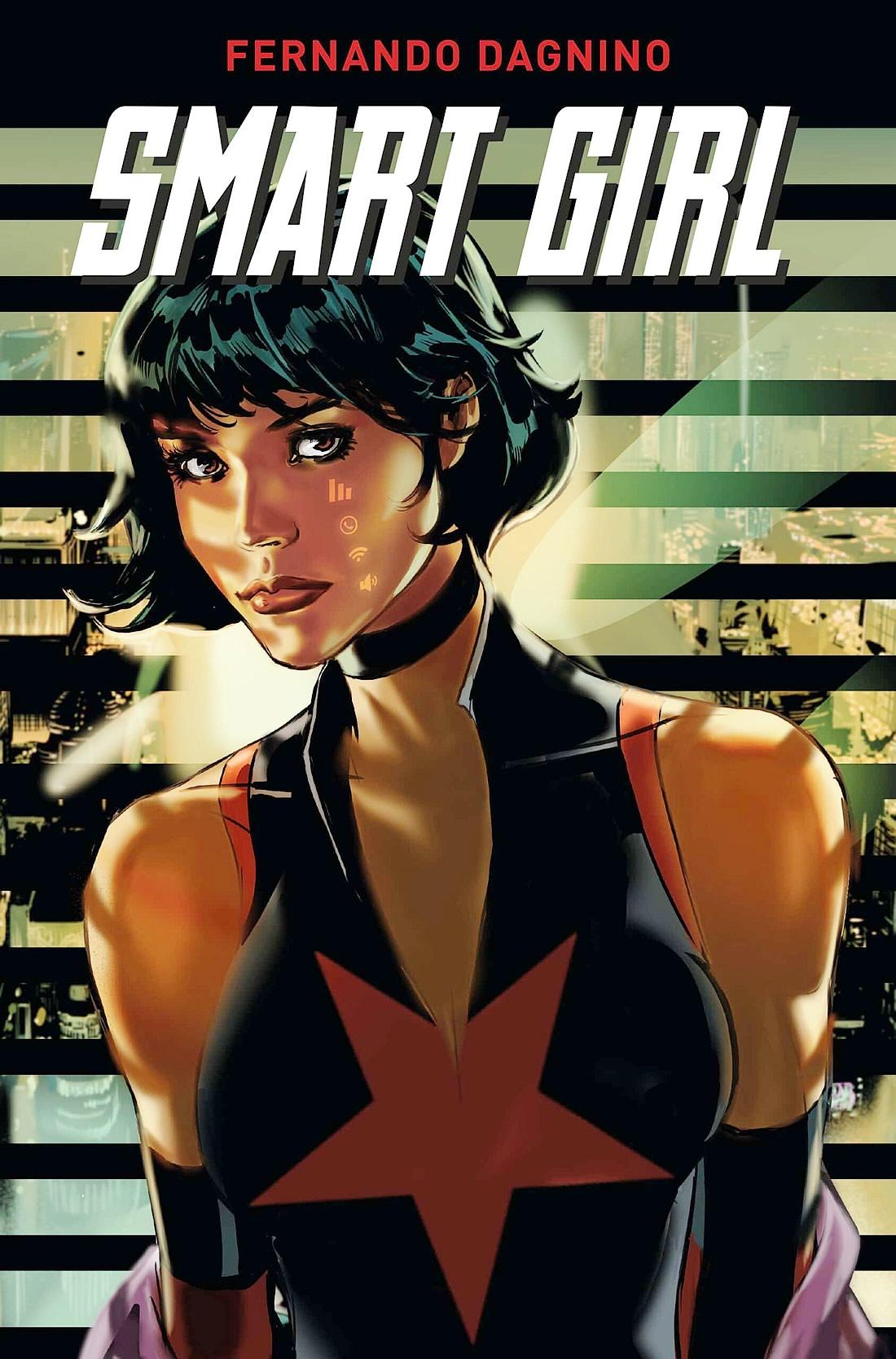 SMART GIRL | Quadrinho de ficção científica da Titan Comics pelo artista Fernando DagninoSMART GIRL | Quadrinho de ficção científica da Titan Comics pelo artista Fernando Dagnino