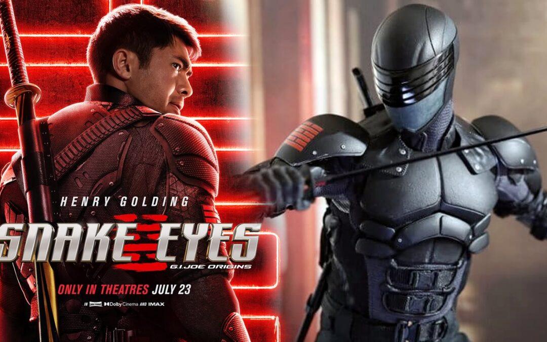 Snake Eyes: GI Joe Origins | Trailer do spin-off de ação da franquia GI Joe