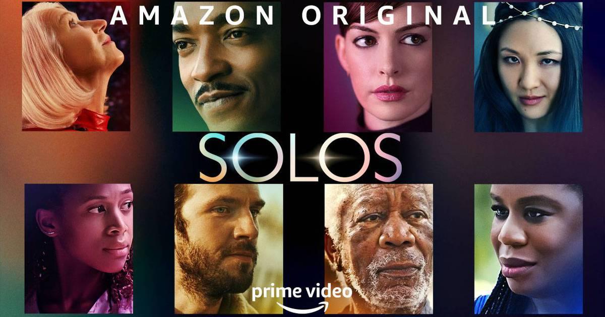 Solos | Série de ficção científica na Amazon Prime Video com Anne Hathaway e grande elenco