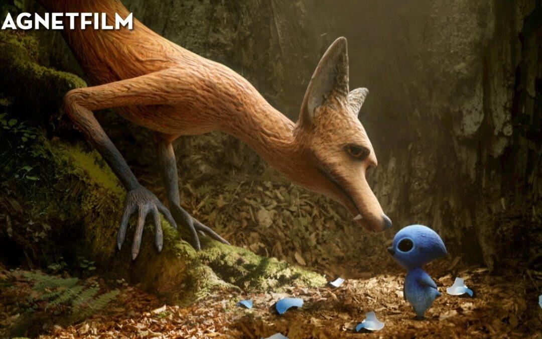 The Fox and the Bird   Curta metragem em CGI de Fred e Sam Guillaume