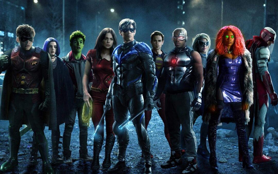 Titans Terceira Temporada | Série tem data de lançamento divulgada na HBO MAX