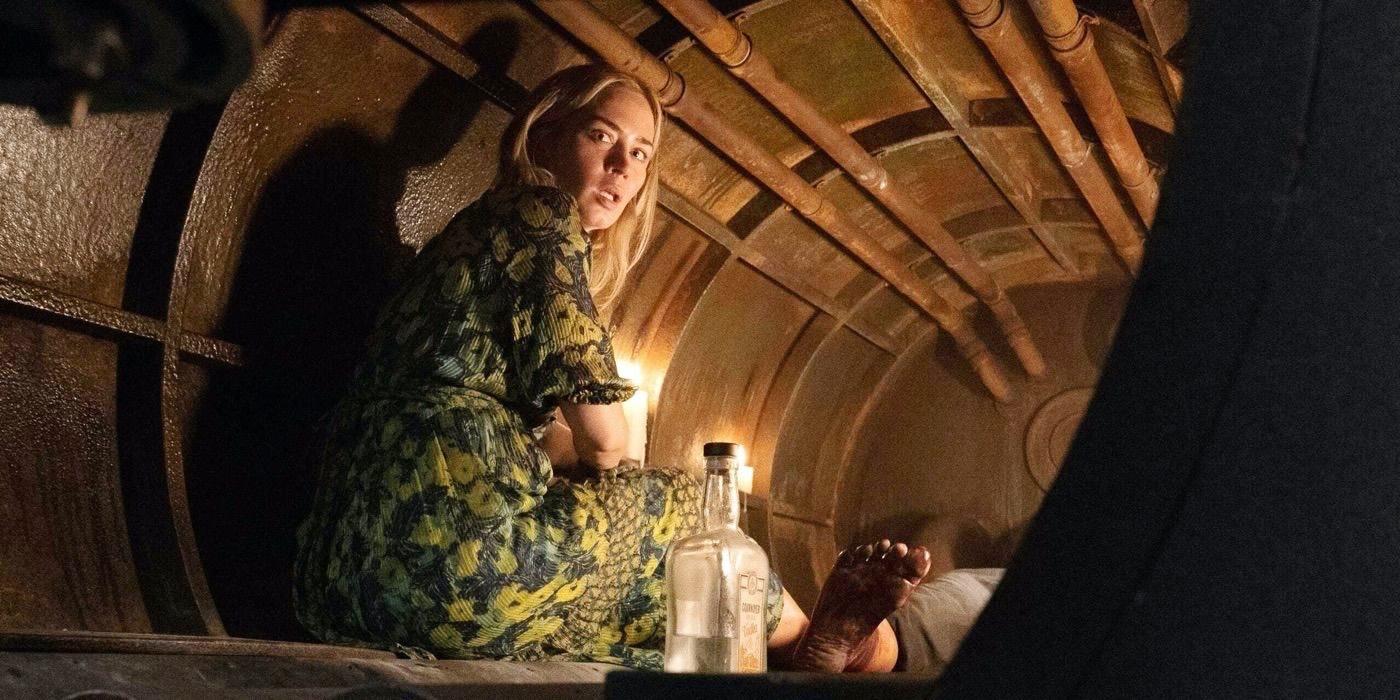Um Lugar Silencioso Parte 2   Paramount divulgou trailer final da sequência dirigida por John Krasinski