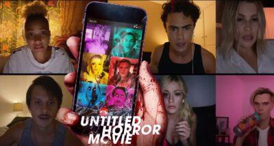 UNTITLED HORROR MOVIE | Comédia de terror sobrenatural com Darren Barnet