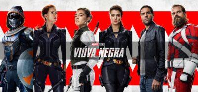 Viúva Negra | Novos pôsteres individuais dos personagens do filme
