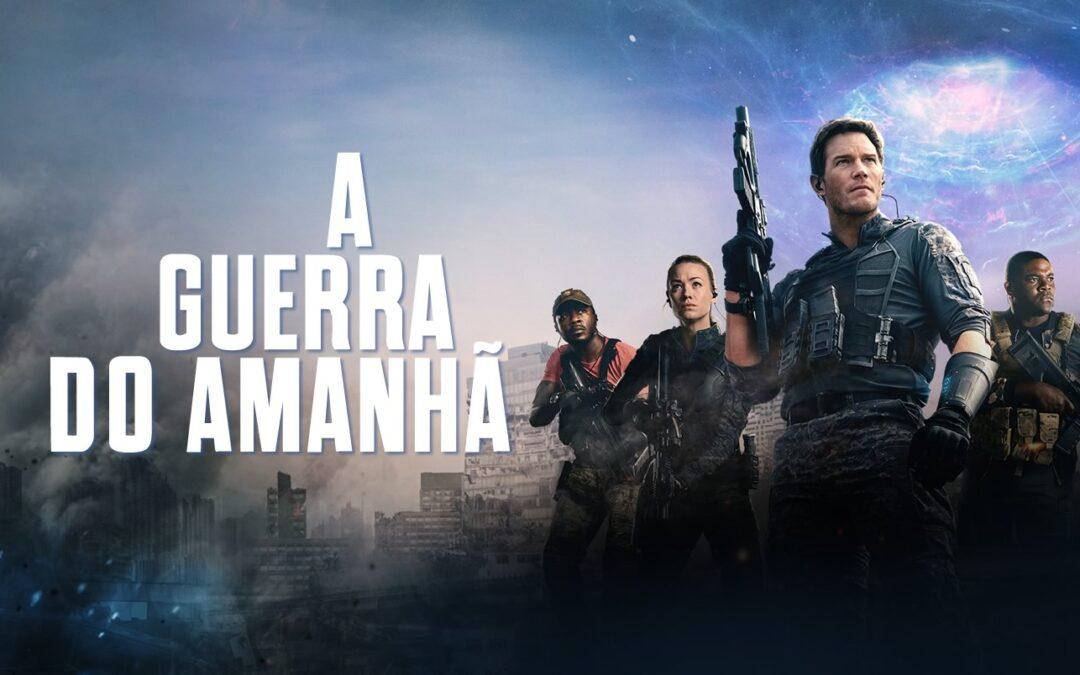 A Guerra do Amanhã com Chris Pratt | Amazon Prime Video divulga trailer incrível cheio de ação