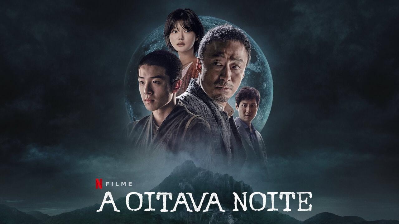 A Oitava Noite   Netflix   Filme de terror Sul Coreano onde monge caça um espírito milenar