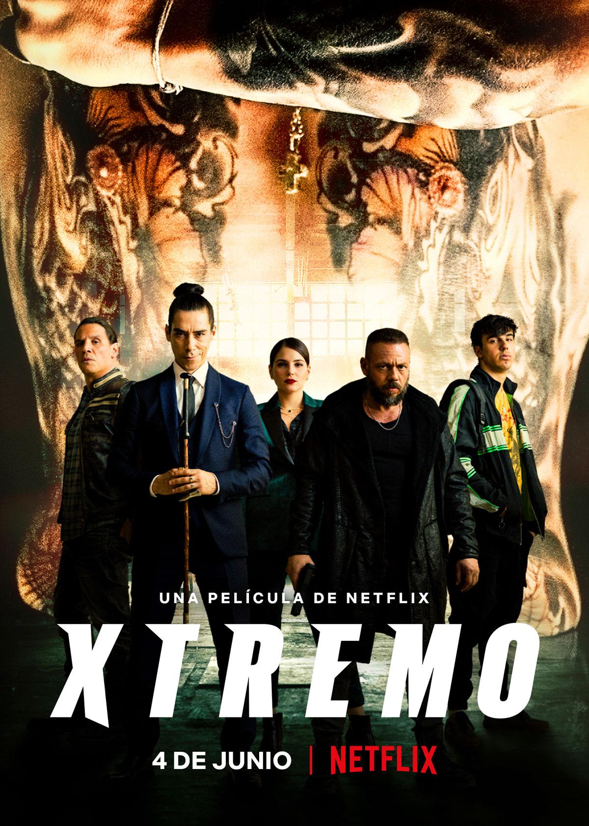 Análise de XTREMO da Netflix  Filme espanhol de suspense com muita ação