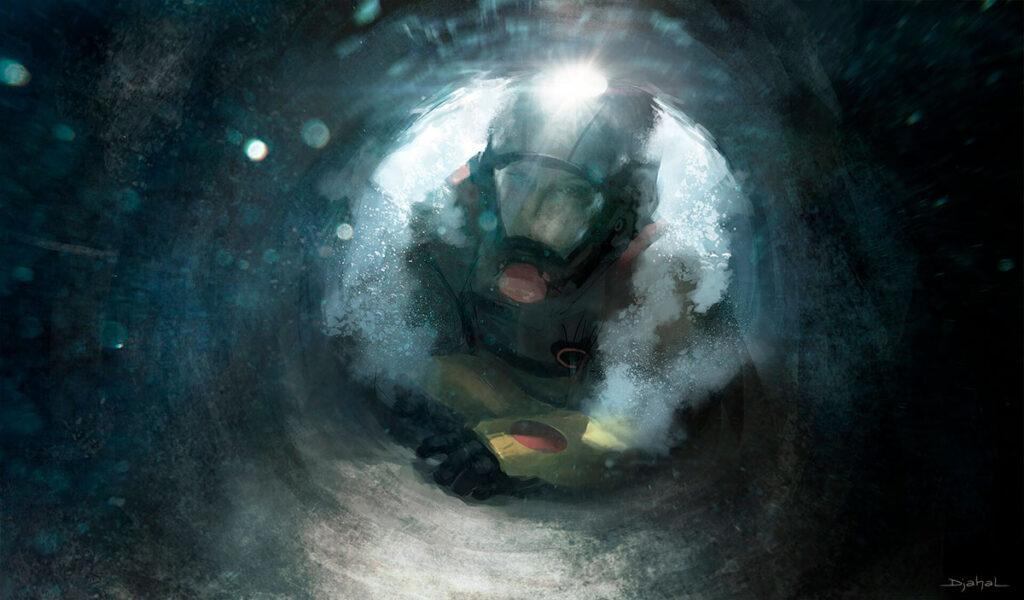 Alien de Neil Blomkamp   Novas artes conceituais do filme cancelado são reveladas