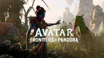 Avatar: Frontiers of Pandora | Ubisoft lança trailer de jogo de aventura em primeira pessoa