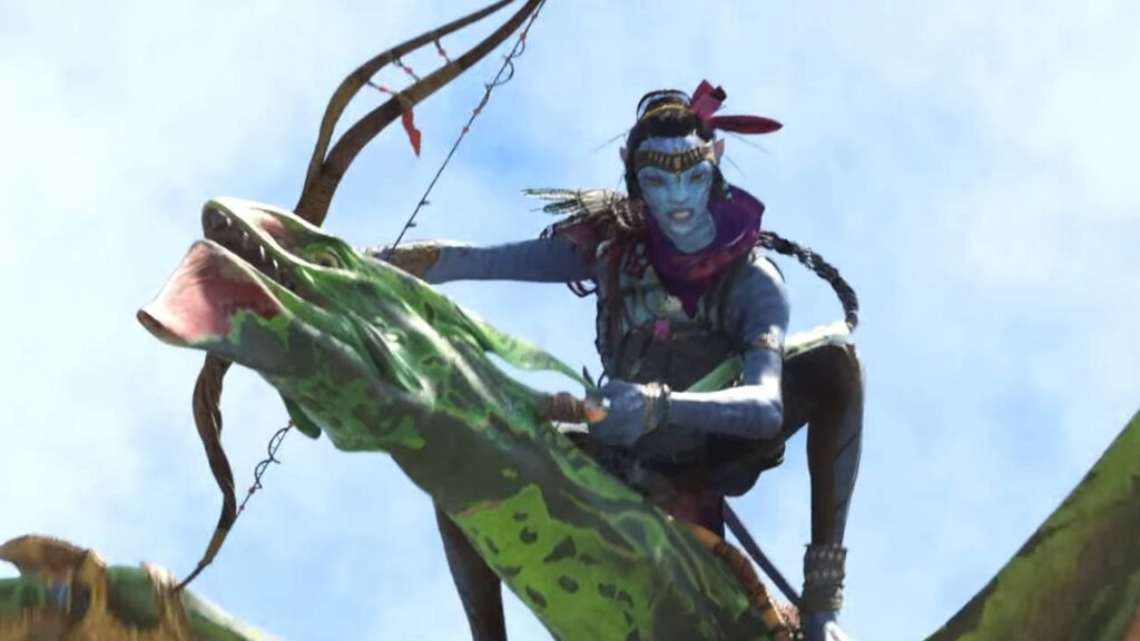 avatar frontiers of pandora ubisoft lanca trailer de jogo de aventura em primeira pessoa img2 1024x576 - Avatar: Frontiers of Pandora | Ubisoft lança trailer de jogo de aventura em primeira pessoa