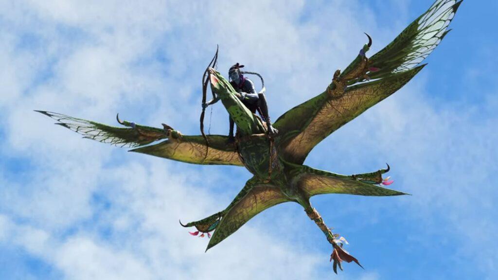 avatar frontiers of pandora ubisoft lanca trailer de jogo de aventura em primeira pessoa img3 1024x576 - Avatar: Frontiers of Pandora | Ubisoft lança trailer de jogo de aventura em primeira pessoa