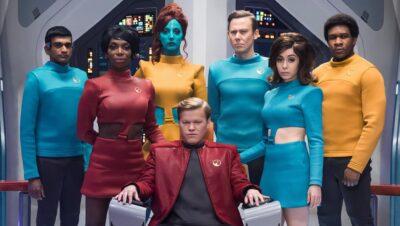 Black Mirror | Rumor que Netflix estaria desenvolvendo spinoff do episódio USS Callister