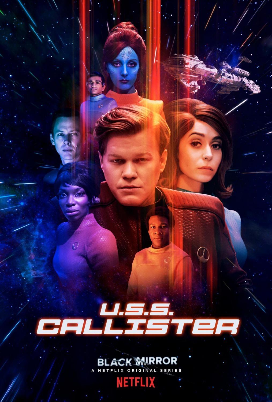 black mirror rumores netflix desenvolvendo spinoff do episodio uss callister - Black Mirror | Rumor que Netflix estaria desenvolvendo spinoff do episódio USS Callister