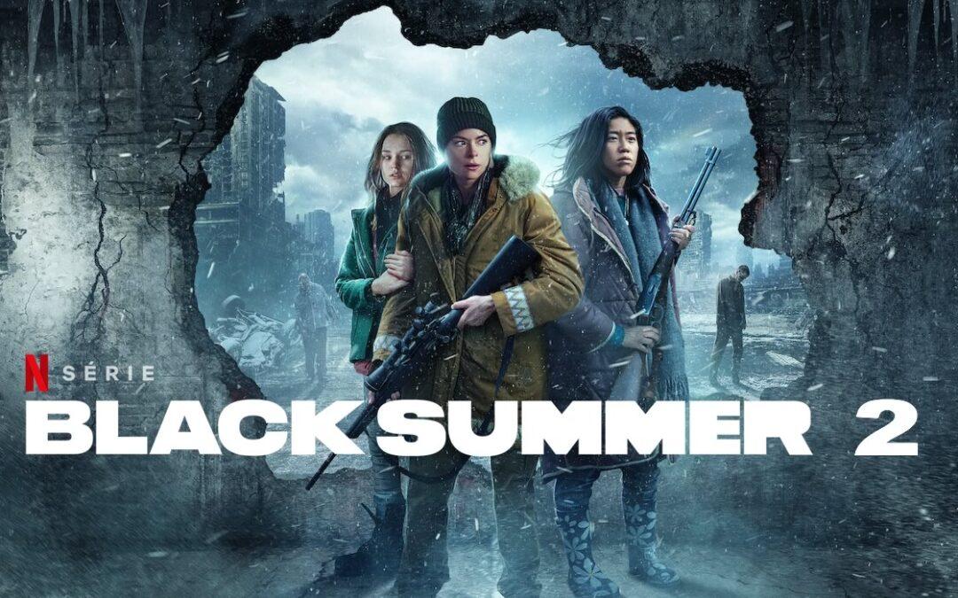 Black Summer Segunda Temporada | Série de apocalipse zumbi já disponível no catálogo da Netflix
