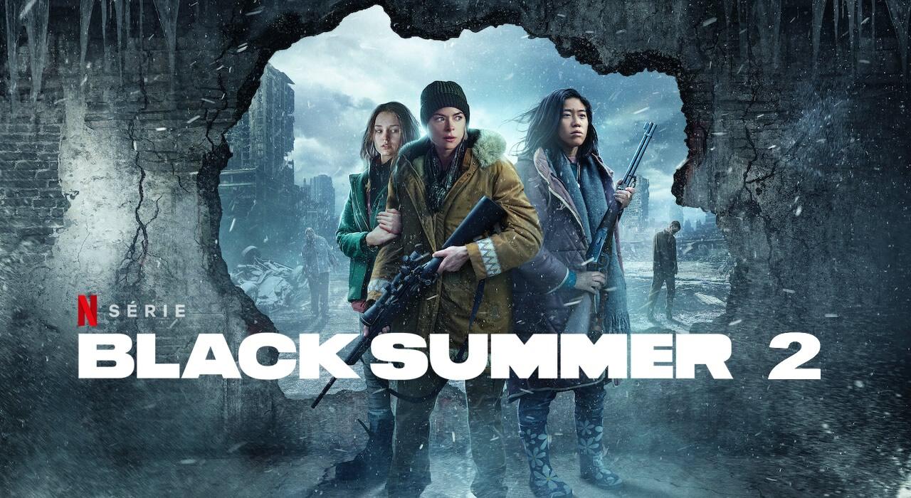 Black Summer Segunda Temporada   Série de apocalipse zumbi já disponível no catálogo da Netflix
