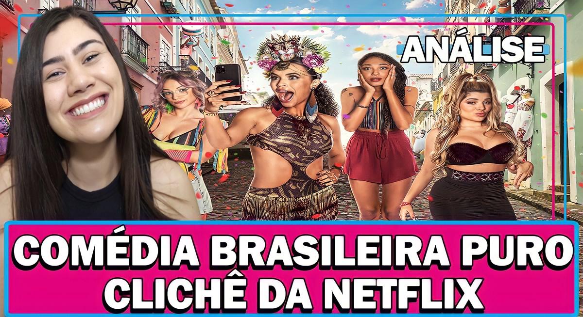 Carnaval | Análise sem Spoiler da comédia brasileira clichê na Netflix