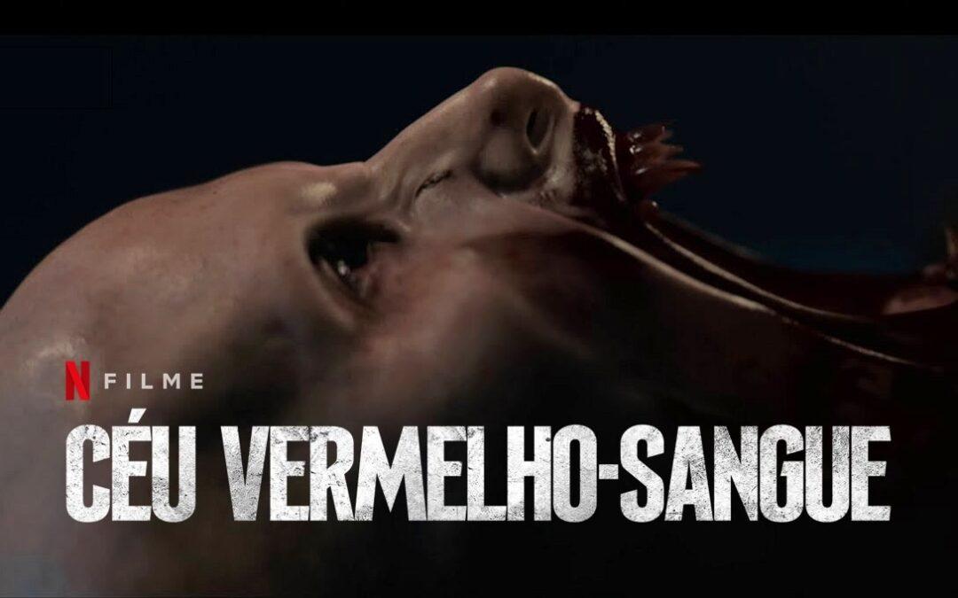 Céu Vermelho-Sangue | Netflix divulga novo trailer do terror de vampiros com Peri Baumeister