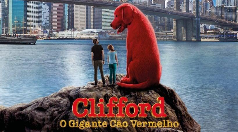 Clifford – O Gigante Cão Vermelho | Paramount Pictures Brasil divulga trailer do live-action