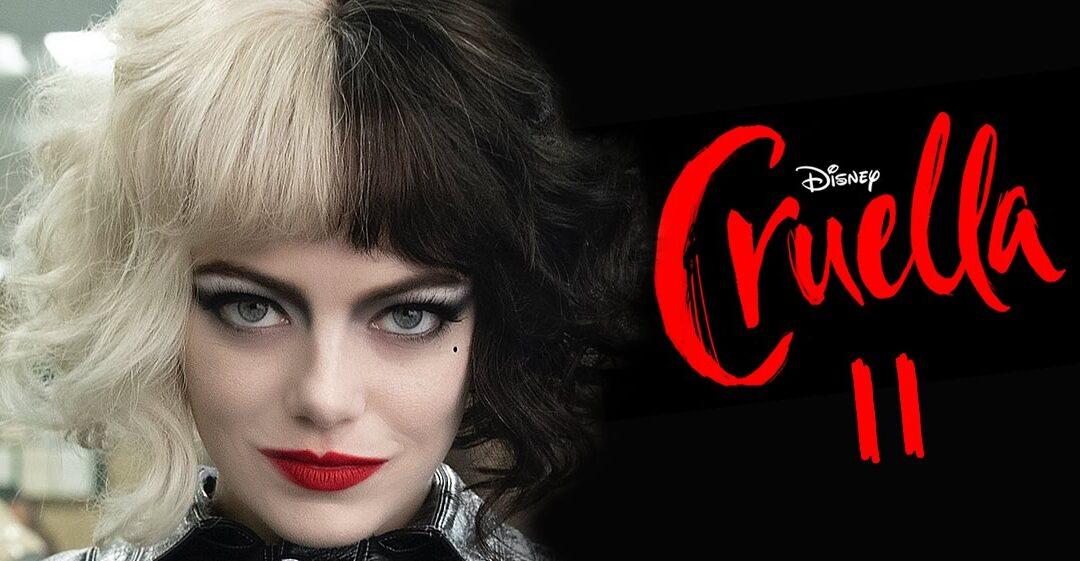 CRUELLA 2 | Disney está desenvolvendo sequência de CRUELLA com Emma Stone e a mesma equipe criativa