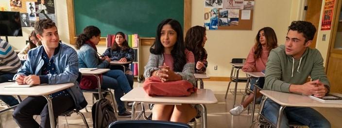 Eu Nunca... Segunda Temporada tem trailer divertido divulgado pela Netflix