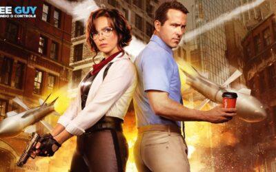 Free Guy: Assumindo o Controle | Novo trailer da comédia da 20th Century Studios com Ryan Reynolds