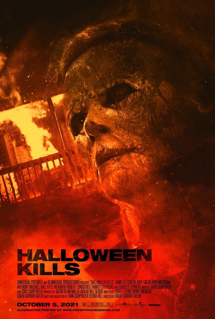 Halloween Kills   Michael Myers voltou, ainda não acabou em novo trailer da Universal Pictures