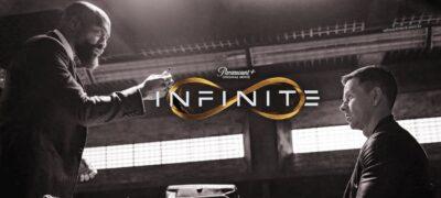 INFINITE   Parmount Plus divulga o segundo trailer da ação de ficção científica com Mark Wahlberg e Chiwetel Ejiofor