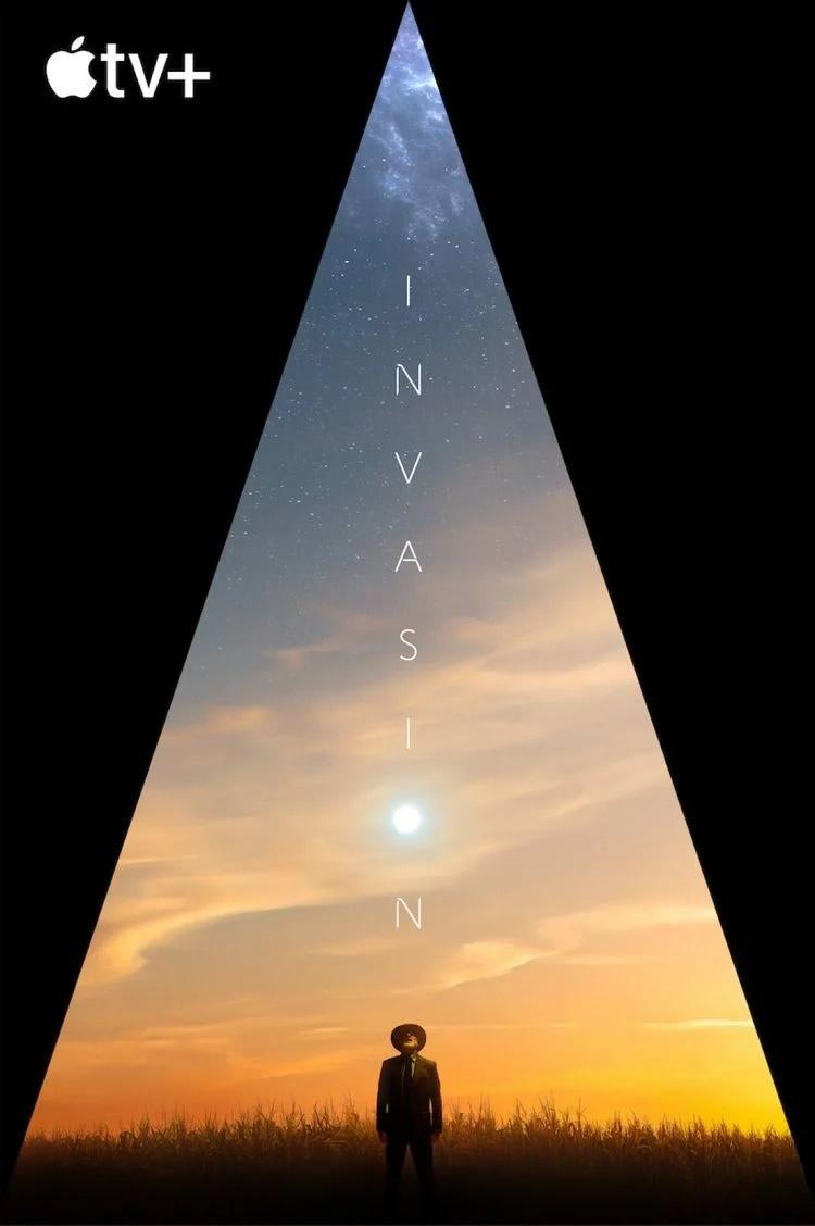 invasion com sam neill serie ficcao cientifica trailer apple tv plus - INVASION com Sam Neill | Série de ficção científica tem trailer divulgado na Apple TV Plus