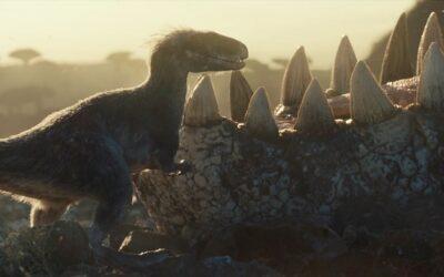 JURASSIC PARK: DOMINION | O diretor Colin Trevorrow compartilhou a primeira foto de um dinossauro no filme