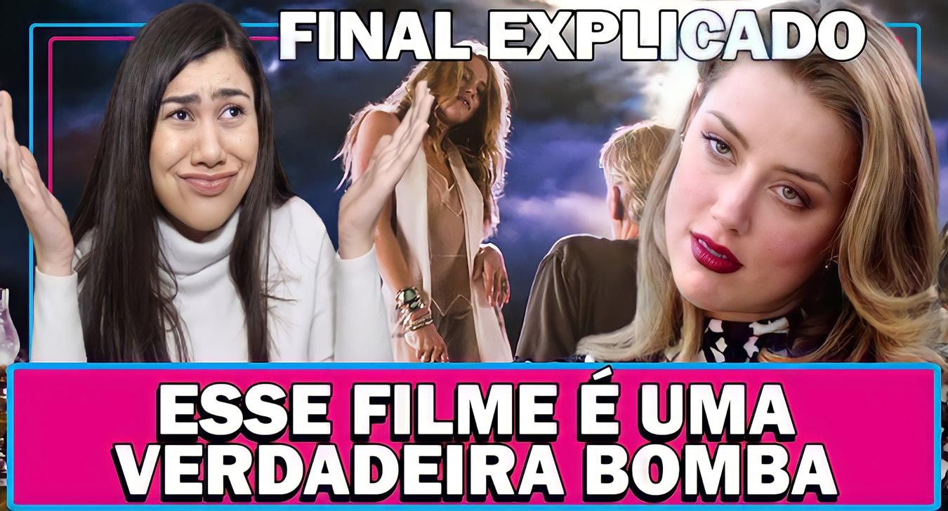 London Fields - Romance Fatal com Amber Heard na Netflix | Análise com Spoiler e Final Explicado