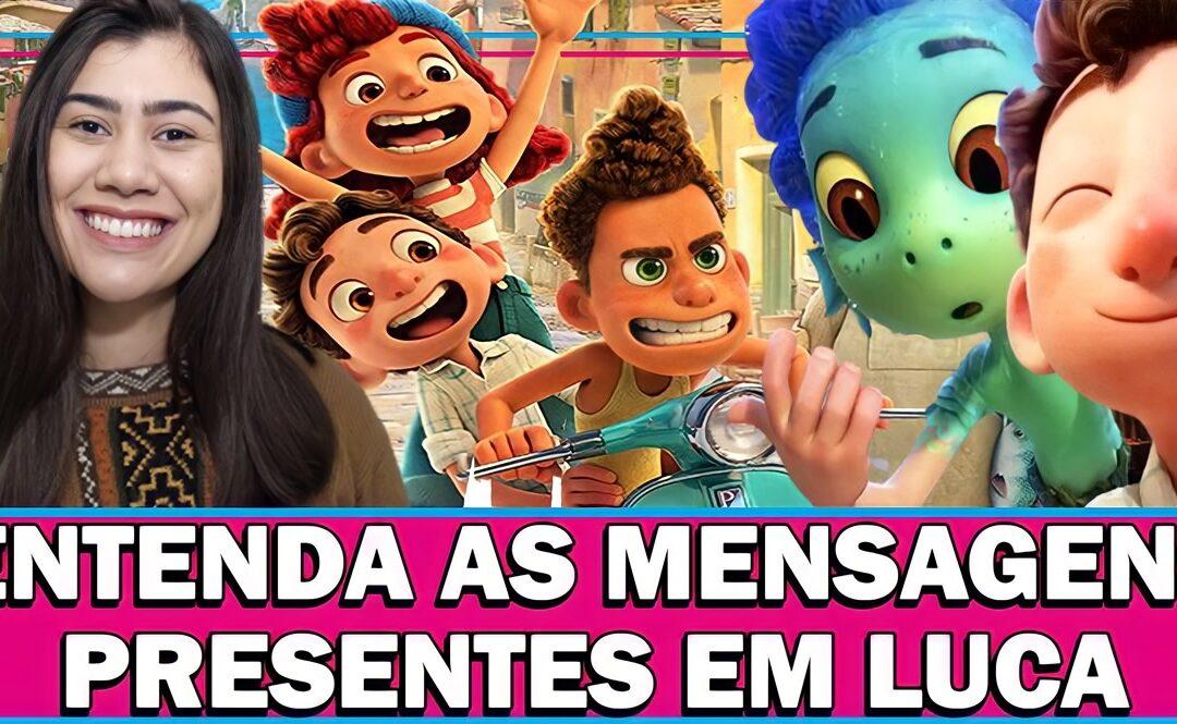 LUCA | Lai Durso trás uma análise e apresenta as mensagens escondidas da nova animação da Pixar