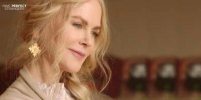 NOVE ESTRANHOS PERFEITOS | Série Hulu com Nicole Kidman em novo trailer assustados