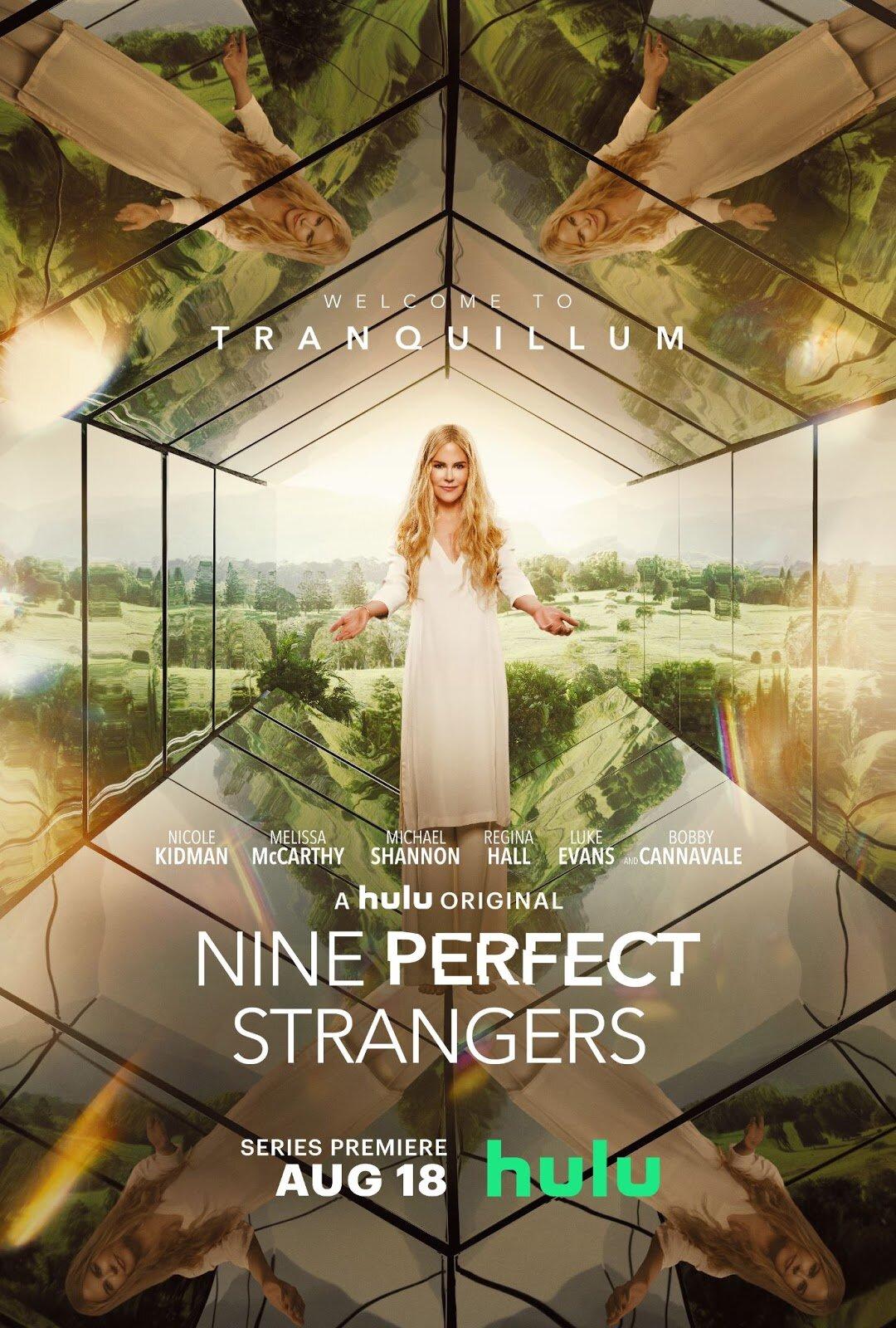 NOVE DESCONHECIDOS | Série Hulu com Nicole Kidman na Amazon Prime Video