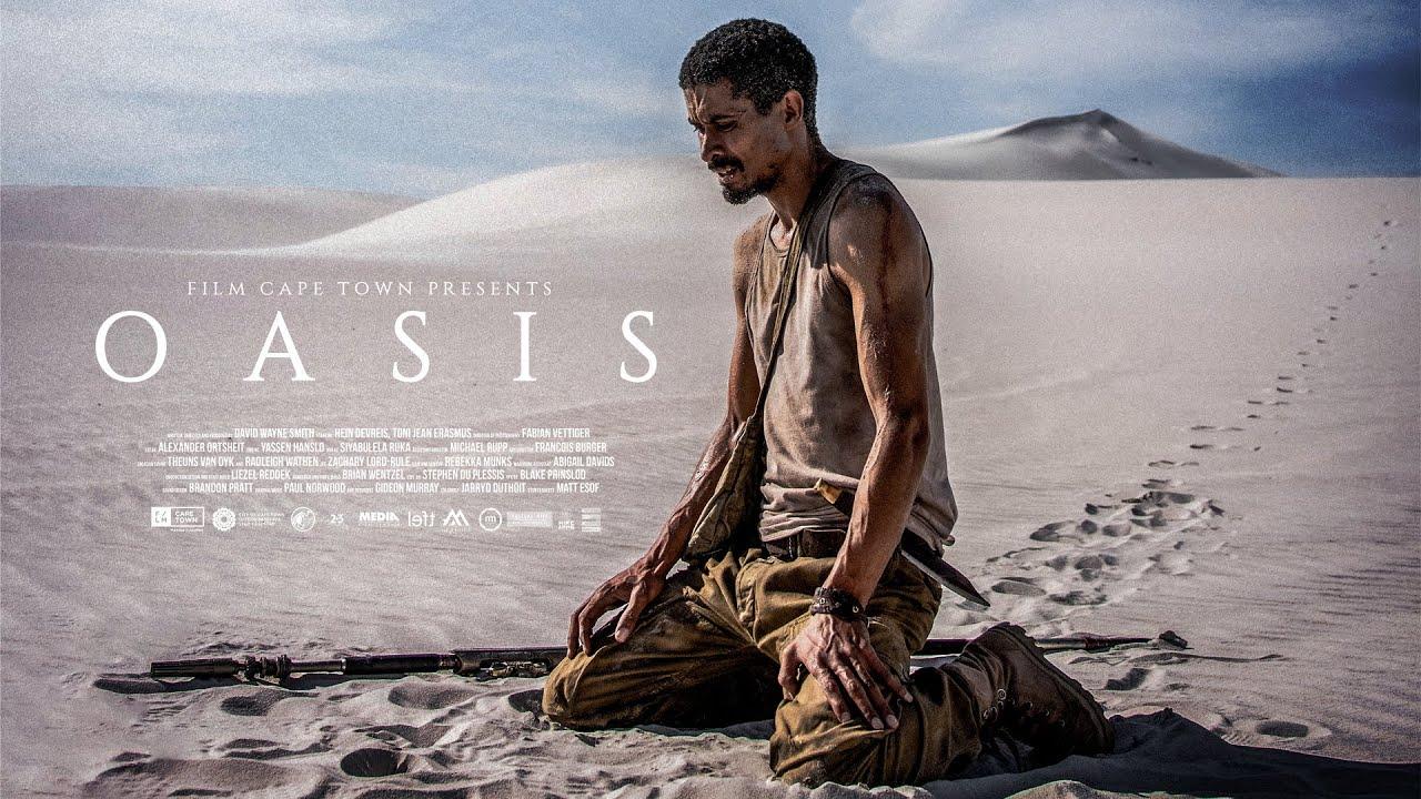 OASIS | Curta de ficção cientifica onde nos ensina que em um mundo que é vulnerável permaneça genti