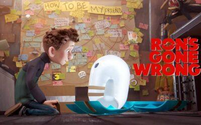 Ron Bugado | Garoto faz amizade com um robô defeituoso em animação na 20th Century Studios com Zach Galifianakis