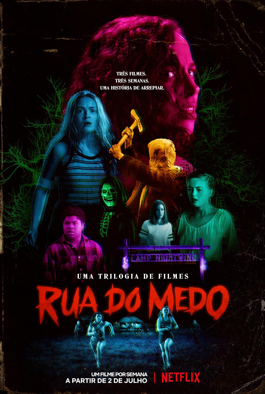 Rua do Medo | Trilogia baseada na série de livros de terror de R.L. Stine com Sadie Sink