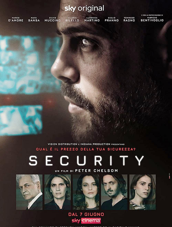 Segurança   Análise sem Spoiler do novo filme italiano de mistério da Netflix