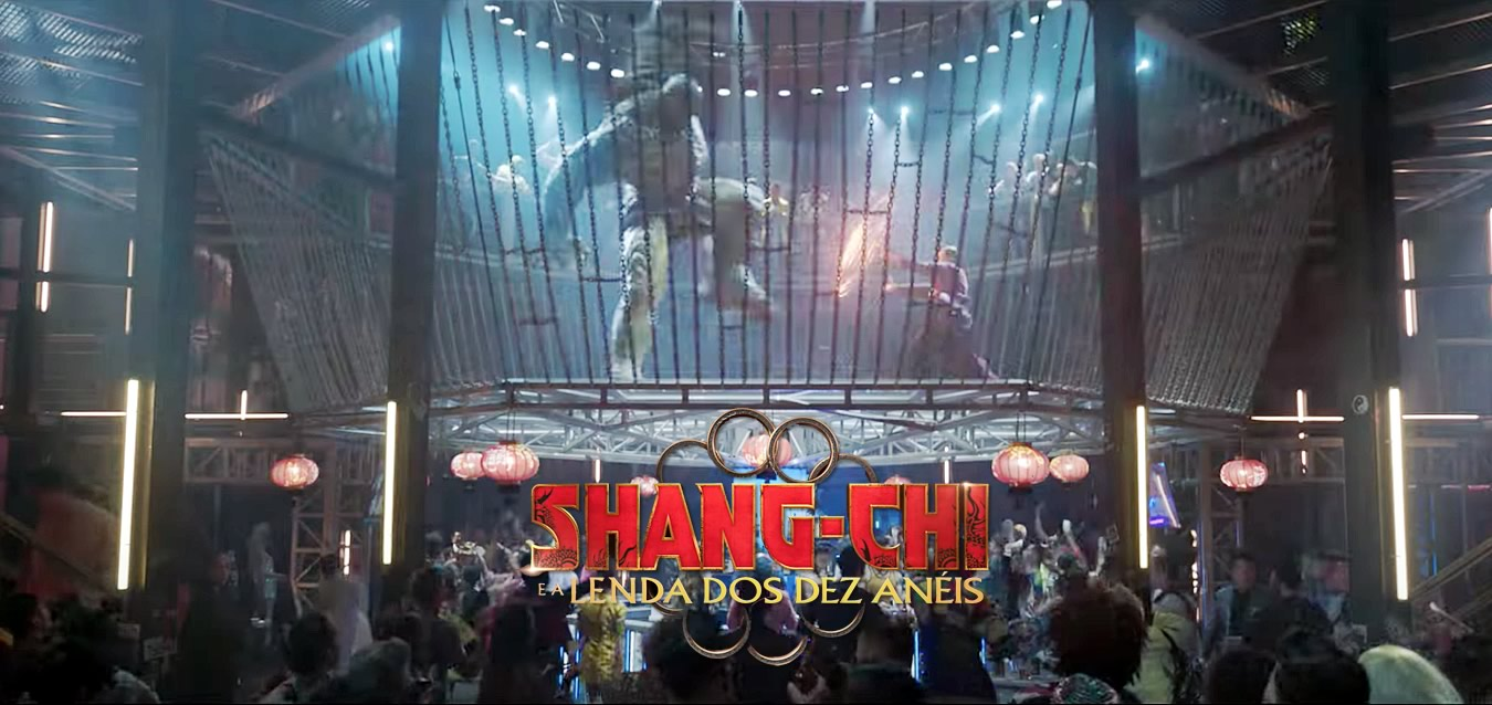 Shang-Chi e a Lenda dos Dez Anéis | Kevin Feige confirma cena que o Abominável está lutando contra Wong