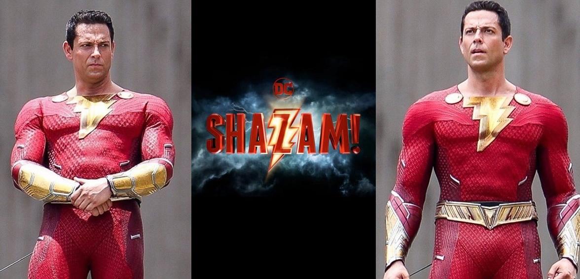 Shazam! Fúria dos Deuses   Diretor David F. Sandberg divulga primeiro teaser de Shazam 2