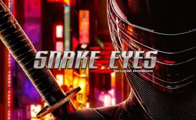 Snake Eyes: GI Joe Origins | Paramount Brasil divulga novo trailer do Spin-off da franquia GI Joe com cenas inéditas
