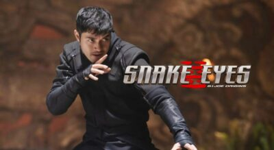 Snake Eyes: GI Joe Origins | Teasers incríveis mostrando os personagens em ação do Spin-off da franquia GI Joe