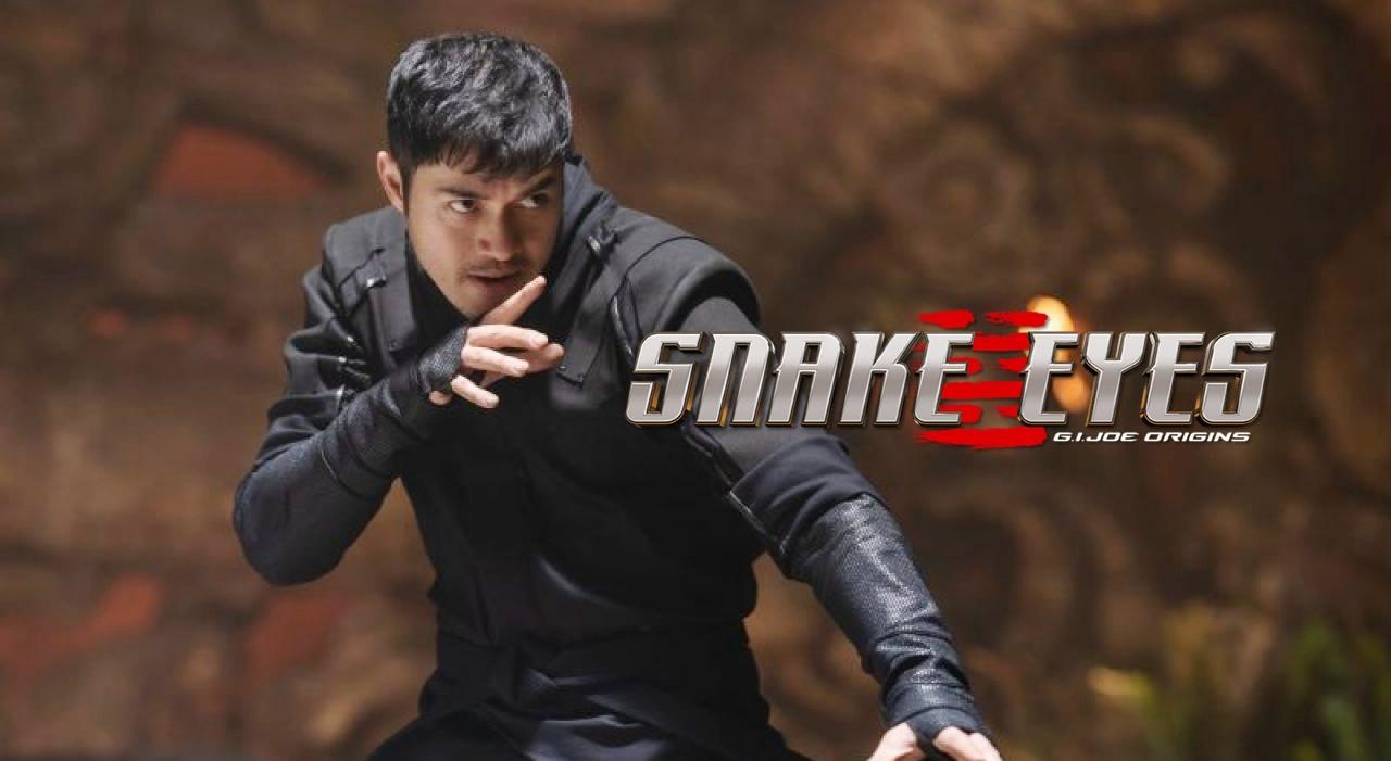 Snake Eyes: GI Joe Origins   Teasers incríveis mostrando os personagens em ação do Spin-off da franquia GI Joe