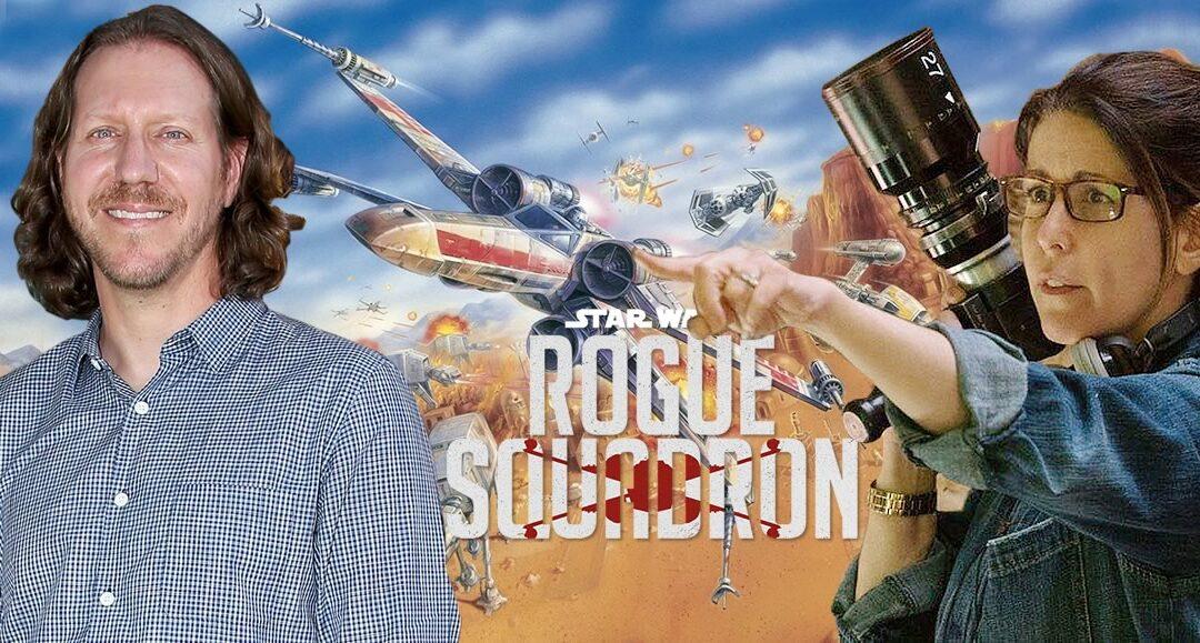 Star Wars: Rogue Squadron | Matthew Robinson, co-escritor de Amor e Monstros, irá escrever o roteiro