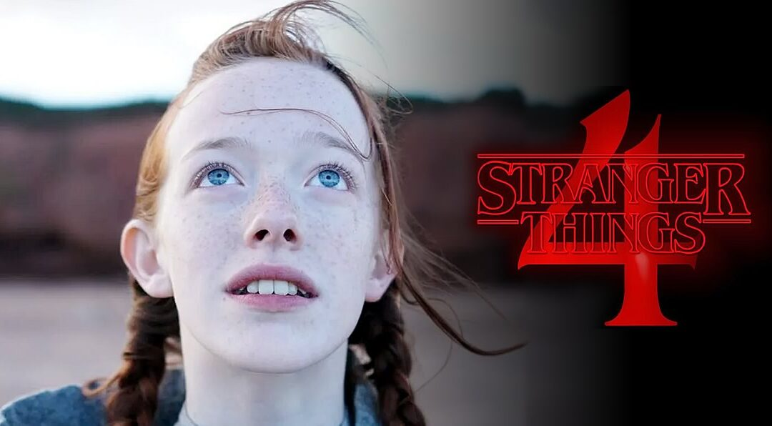 Stranger Things 4 | Amybeth McNulty confirmada no elenco de Stranger Things série da Netflix